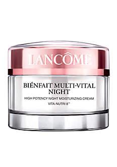 Bienfait Multi-Vital Night Moisturizer Cream