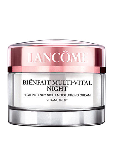 Lancôme Bienfait Multi-Vital Night Moisturizer Cream
