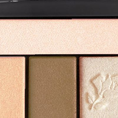 Lancome Makeup: French Nude Lancôme Color Design 5 Pan Eyeshadow Palette