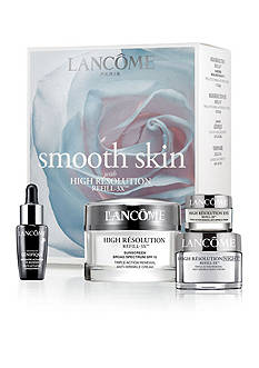 Lancôme High Résolution Smooth Skin Skincare Set
