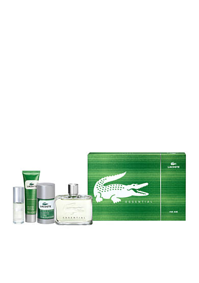 Lacoste Essential 4pc Gift Set
