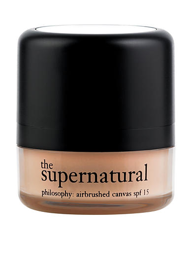 philosophy supernatural airbrushed canvas powder makeup