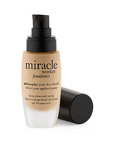 philosophy miracle worker foundation spf 30