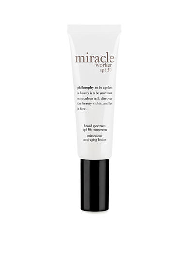philosophy miracle worker spf 55 miraculous anti-aging fluid