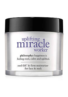philosophy uplifting miracle worker face moisturizer