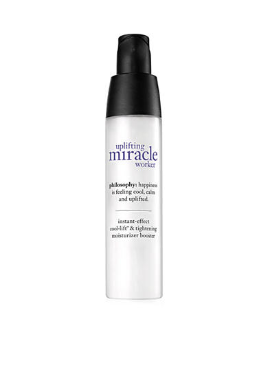 philosophy uplifting miracle worker instant firming treatment
