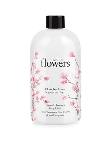 philosophy field of flowers magnolia blossom lotion