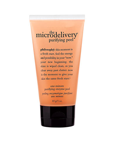 philosophy microdelivery deep exfoliating enzyme peel
