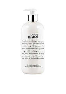 philosophy amazing grace perfumed firming body emulsion lotion