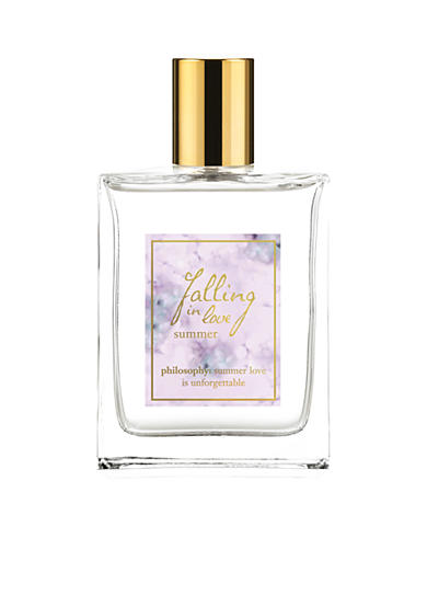philosophy falling in love summer spray