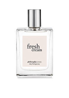 philosophy fresh cream eau de toilette