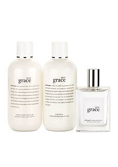 philosophy pure grace eau de toilette set