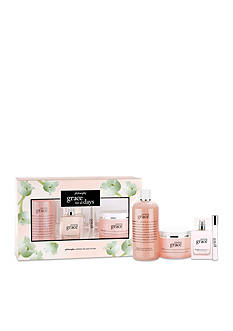 philosophy amazing grace eau de parfum set