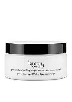 philosophy lemon custard body souffle