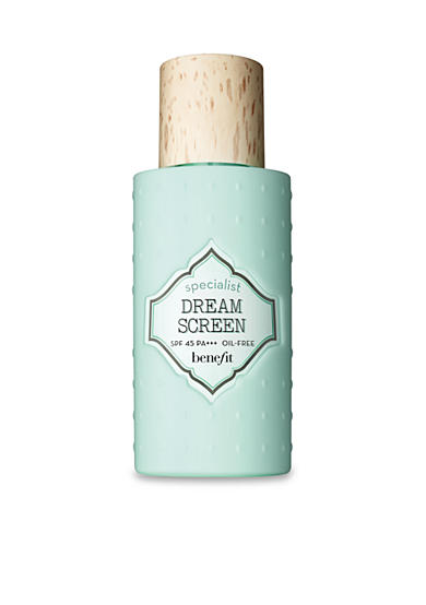 Benefit Cosmetics Dream Screen Invisible Silky-Matte Broad Spectrum SPF 45 Sunscreen for Face