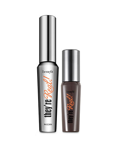Benefit Cosmetics Real Big Steal They're Real! Lengthening Mascara Duo