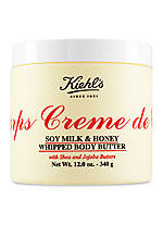Creme de Corps Soy Milk & Honey Whipped Body Butter, 12 oz.
