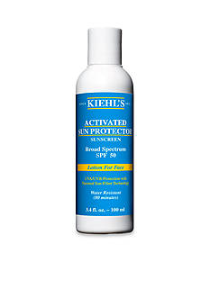 Kiehl's Since 1851 Activated Sun Protector Lotion for Face SPF 50