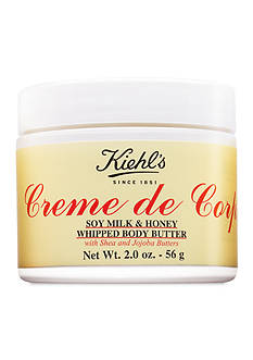 Kiehl's Since 1851 Creme de Corps Whipped Body Butter Soy Milk and Honey