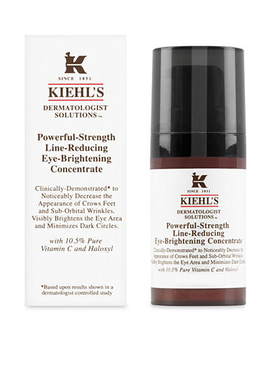 Kiehl's Since 1851 Powerful-Strength Line-Reducing Eye-Brightening Concentrate