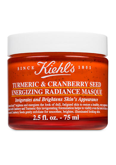 Kiehl's Since 1851 Turmeric & Cranberry Seed Energizing Radiance Masque