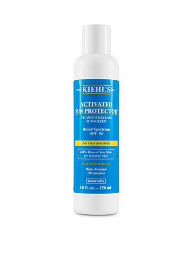 Kiehl's Since 1851 Activated Sun Protector™ Water-Light Lotion For Face & Body SPF 50