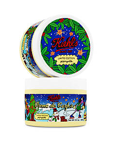 Kiehl's Since 1851 Limited Edition Creme de Corps Whipped Body Butter by Jeremyville, 8.0 oz.