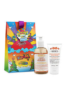 Kiehl's Since 1851 Limited Edition Peter Max Grapefruit Hand Duo