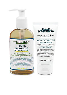 Kiehl's Since 1851 Holiday Hands Duo Coriander