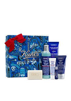 Kiehl's Since 1851 Ultimate Man Full Body Refueling Set