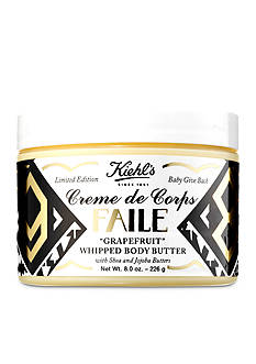 Kiehl's Since 1851 Limited Edition Creme de Corps 8 oz. Whipped Grapefruit by FAILE