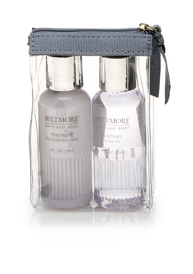 Biltmore® Bath & Body 2-Piece Trial Size Shower Gel & Body Lotion