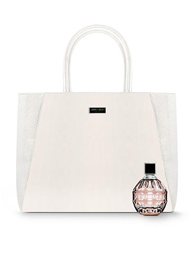 Jimmy Choo Eau de Parfum and Signature Tote