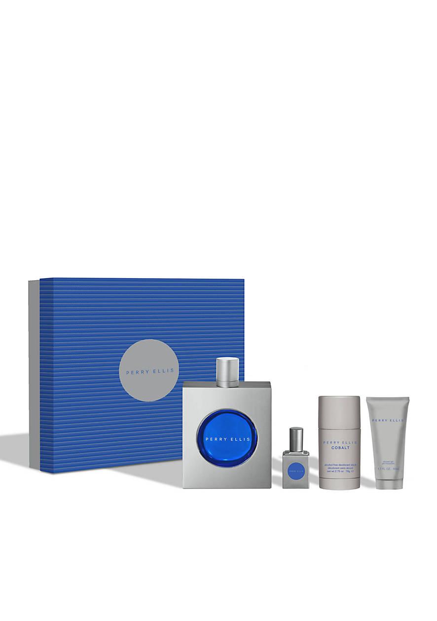 Perry Ellis Cobalt Gift Set