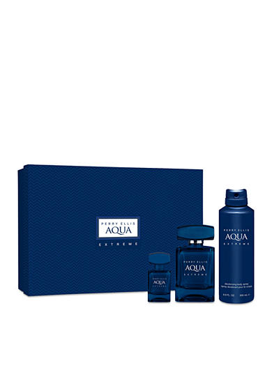 Perry Ellis® Aqua Extreme 3-Piece Gift Set