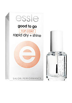 Essie Good to Go Rapid Dry and Shine