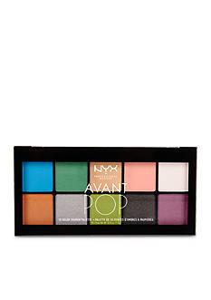 NYX Avant Pop Eye Shadow Palette
