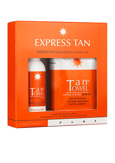 TanTowel® Express Kit Plus