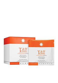 TanTowel® Full Body Classic 15 Pack Self-Tanning Towelettes