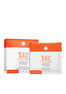 TanTowel® Full Body Classic 5 Pack Self-Tanning Towelettes