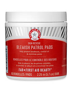 First Aid Beauty® Skin Rescue Blemish Patrol Pads