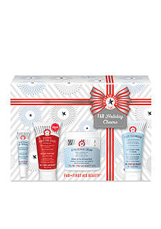 First Aid Beauty® Limited Edition Holiday Cheers Kit