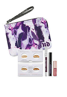Receive a free 5-piece bonus gift with your $60 Urban Decay purchase