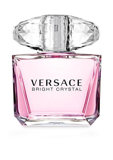 Versace Bright Crystal Eau De Toilette, 6.7 oz   Belk