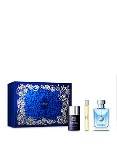 Versace Pour Homme Gift Set