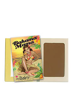 the Balm® cosmetics Bahama Mama Bronzer, Shadow & Contour Powder