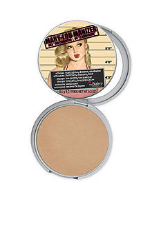 the Balm® cosmetics Mary-Lou Manizer Highlighter, Shadow & Shimmer
