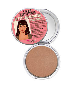 the Balm® cosmetics Betty-Lou Manizer Bronzer/Shadow