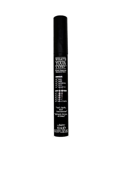 the Balm® cosmetics What's Your Type- Tall Dark and Handsome Mascara
