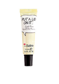 the Balm cosmetics Put A Lid On It Eyelid Primer